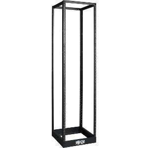 Tripp Lite 45U 4Post Open Frame Rack Cabinet Square Holes 1000lb Capacity