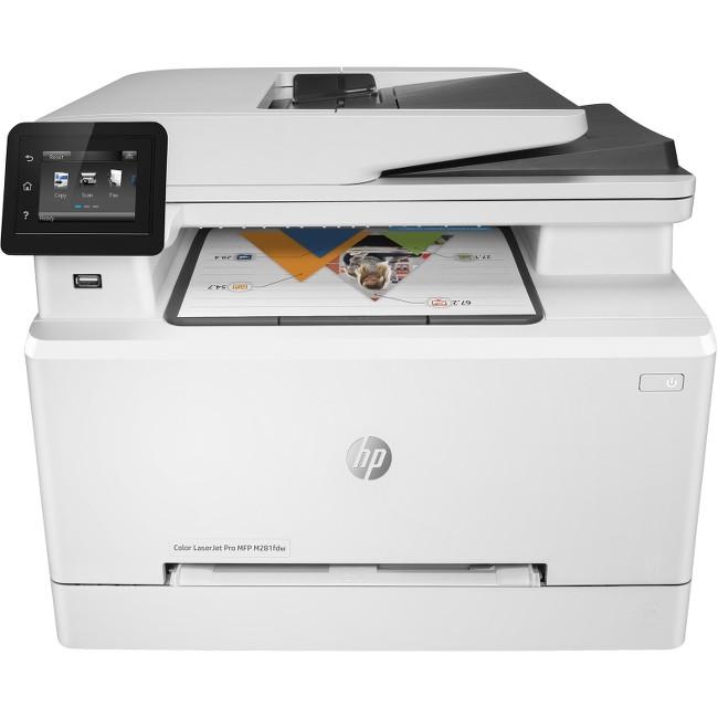 HP LaserJet Pro M281fdw Multifunction Printer