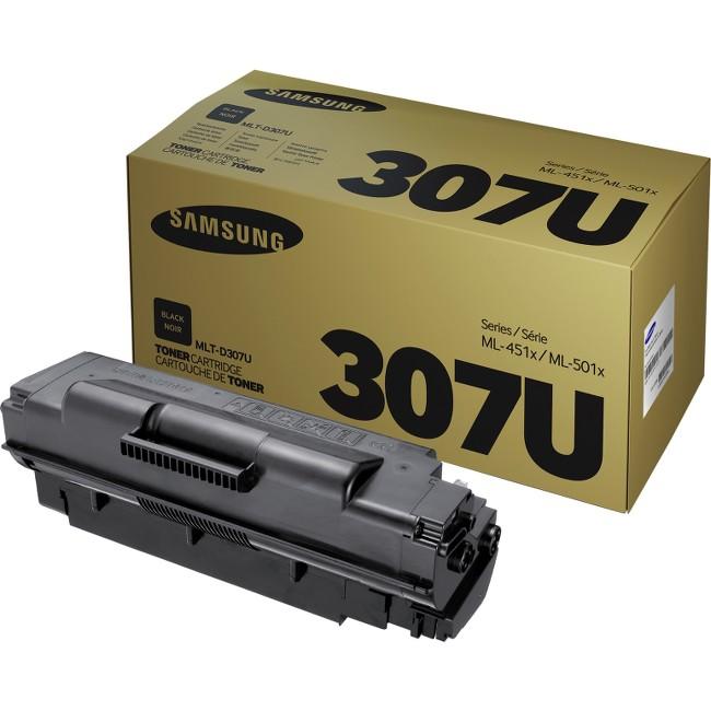 HP MLT-D307U Toner Cartridge Black Laser Ultra High Yield 30000 Pages SV084A