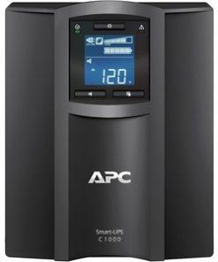 APC SMC1000C 1000VA Smart-UPS with SmartConnect Remote Monitoring App