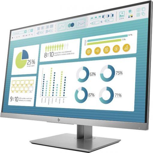 "HP EliteDisplay E273 1FH50A8 27"" FullHD 1920x1080 LCD LED IPS Display Monitor"