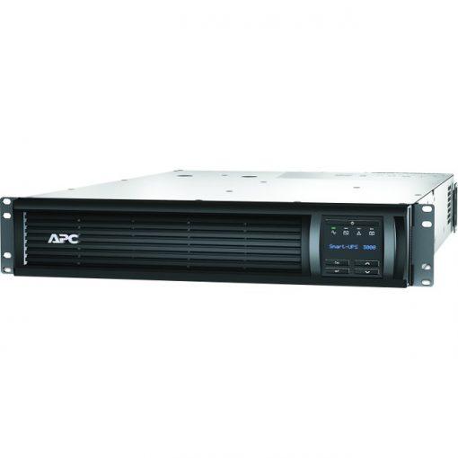 APC 3000VA/2700W Smart-UPS Rackmount w Smart Connect Battery BU & Surge Protect