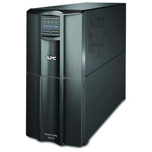 APC SMT3000C Smart-UPS 3000VA LCD 120V Pure Sine Wave UPS with SmartConnect