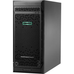HPE ProLiant ML110 G10 4.5U Tower Server Intel Xeon Silver 4108 8-Core 16GB