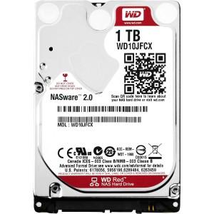 """WD Red WD10JFCX 1 TB 2.5"""" SATA 5400rpm Internal Network Hard Drive"""