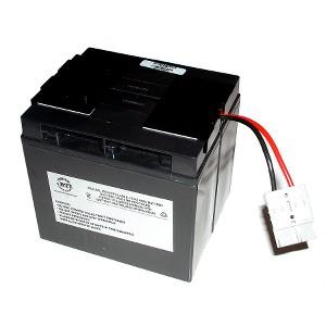 BTI Replacement UPS Battery for APC RBC7 - 12V DC Lead Acid
