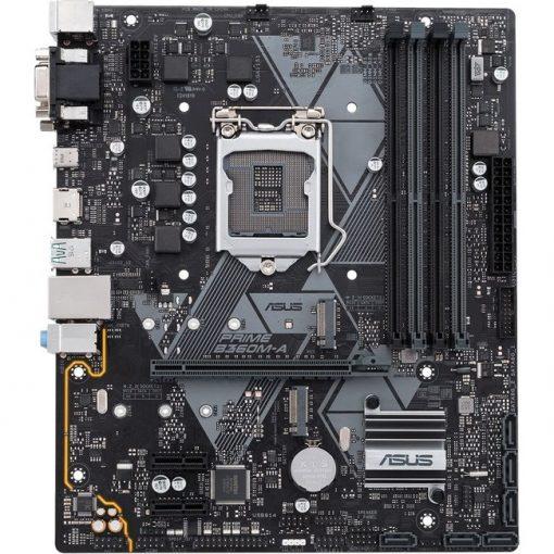 Asus Prime B360M-A B360 LGA-1151 DDR4 mATX Desktop Motherboard
