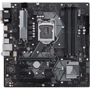 ASUS 90MB0WC0-M0AAY0 Prime H370M-Plus/CSM Desktop Motherboard