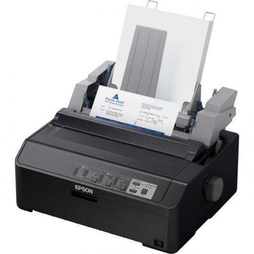 Epson LQ-590II USB Dot Matrix Monochrome Printer - 24-pin - 584 Mono - Parallel