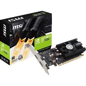MSI GeForce GT 1030 2GB Low-Profile OC Graphics Card