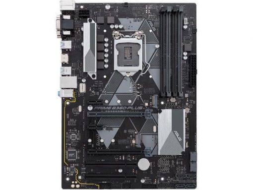 Asus Prime B360-PLUS H4 LGA-1151 DDR4 ATX Desktop Motherboard