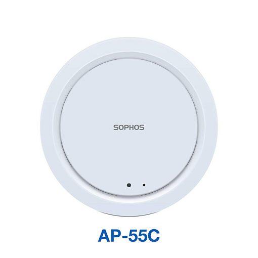 Sophos AP 55C IEEE 802.11ac 1.14 Gbit/s Wireless Access Point - 2.40 GHz, 5 GHz