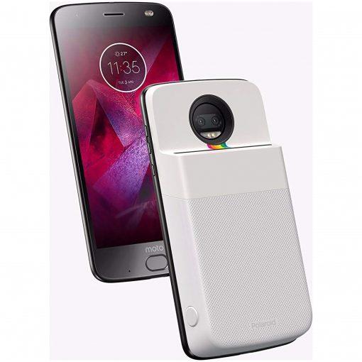 Motorola Polaroid Insta-Share Printer for Moto Z Smartphone - White