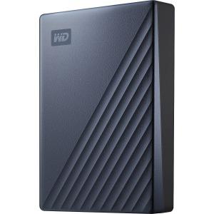 WD My Passport Ultra WDBFTM0040BBL 4TB Portable USB3.0 External Hard Drive