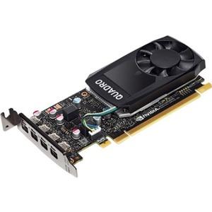 HP Nvidia Quadro P620 2GB GDDR5 Graphics Card - 3ME25AT