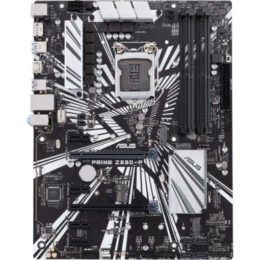 ASUS Prime Z390-P Z390 LGA-1161 Intel 9th Gen DDR4 ATX Desktop Motherboard