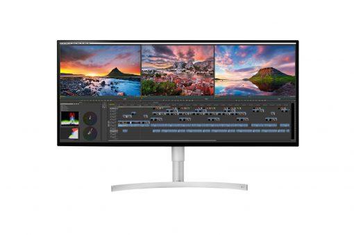 """LG 34BK95U-W 34"""" 5K 5120 x 2160 21:9 UltraWide Nano IPS LED HDR Monitor"""