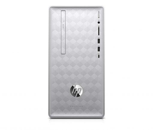 HP Pavilion 590-p0050 Desktop Computer i5-8400 8GB 16GB 1TB Win10 Refurbished