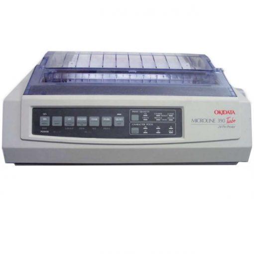Oki MICROLINE 390 Turbo Dot Matrix Printer 62411901