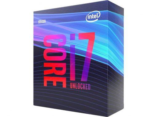 Intel Core i7-9700K LGA-1151 Octa-core 3.60 GHz OC Processor BX80684I79700K