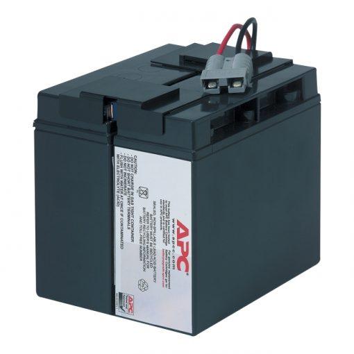 APC RBC7 Replacement Battery Cartridge #7 Maintenance-free Lead Acid Hot-Swap