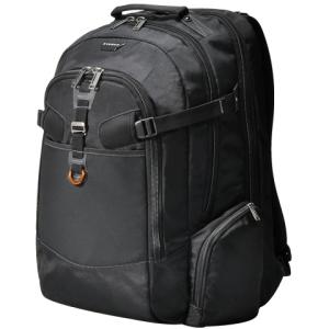"Everki Titan EKP120 Carrying Case Backpack for 18.4"" Laptop - Black"