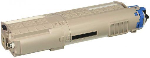 Oki Original Toner Cartridge - Black - Laser - High Yield - 7000 Pages