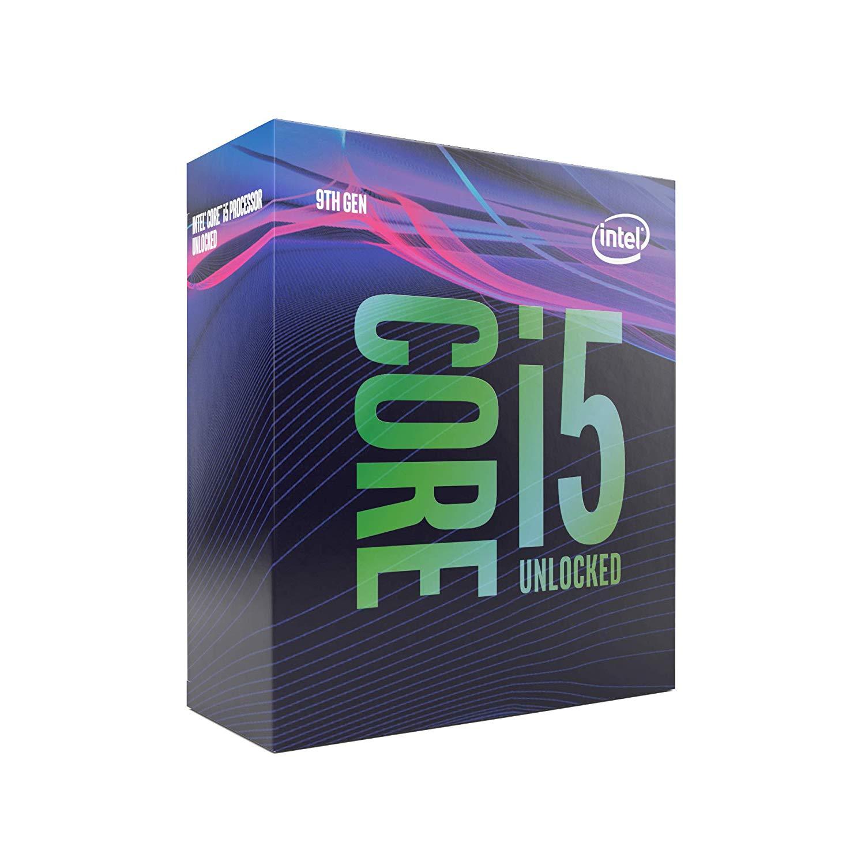 Intel Core i5 i5-9600K LGA-1151 Hexa-core 3.70 GHz Processor BX80684I59600K