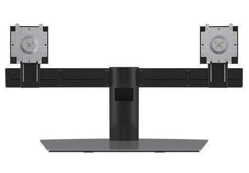 """DELL MDS19 Dual Monitor Stand for 19""""-27"""" VESA Compatible Monitors"""