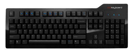 Das Keyboard Model S Professional MX Brown Mechanical Keyboard DASK3MKPROSIL