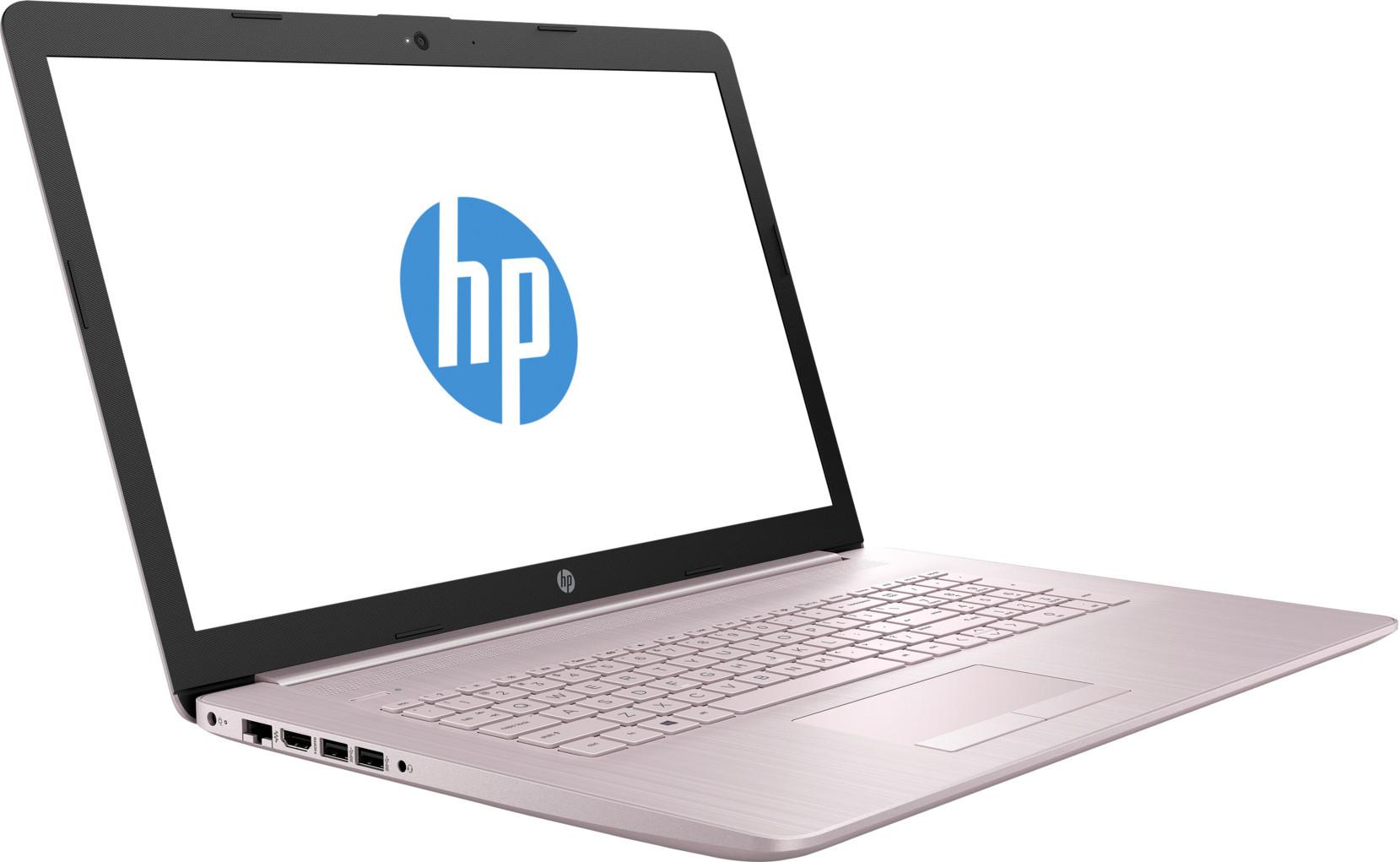 """HP 17-by0010cy 17.3"""" Laptop i3-8130U 8GB 1TB HDD W10H, Refurbished"""
