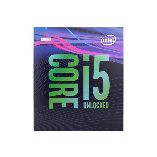 Intel Core i5-9600K Coffee Lake 6-Core 3.7 GHz LGA-1151 Processor BX80684I59600K