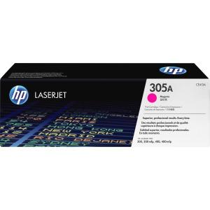 HP 305A CE413A Magenta Original LaserJet Toner Cartridge