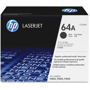 HP 64A Black Original LaserJet Toner Cartridge for US Government CC364AG