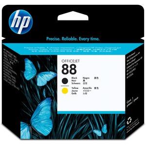 HP 88 Black and Yellow Original Printhead C9381A