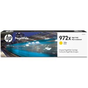 HP 972X High Yield Yellow Original PageWide Cartridge L0S04AN