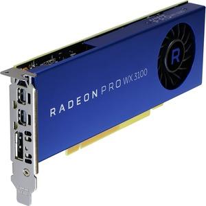 AMD Radeon Pro WX 3100 1.22 GHz 4GB GDDR5 Graphic Card