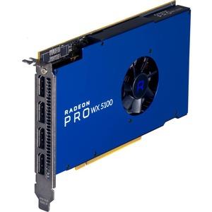 AMD Radeon Pro WX 5100 8GB GDDR5 Workstation Video Graphics Card