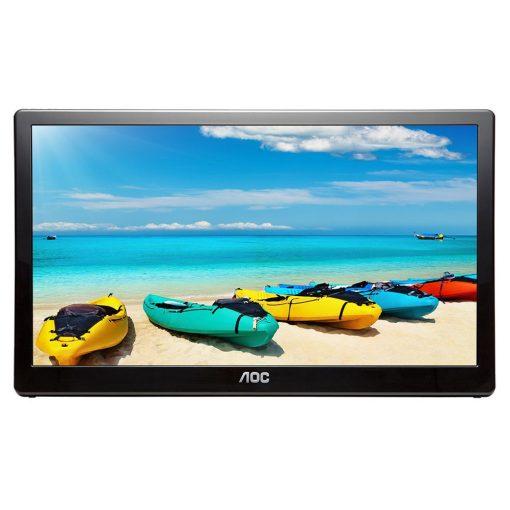 "AOC I1659FWUX 15.6"" FullHD 1920 x 1080 USB 3.0 Powered Portable Monitor Refurb"