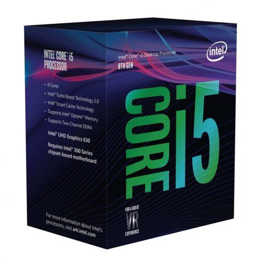 Intel Core i5-8400 LGA-1151 Coffee Lake Processor BX80684I58400