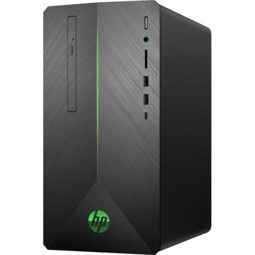HP Pavilion Desktop Gaming Computer AMD Ryzen 7 1700 16GB 1TB RX 550 Refurb