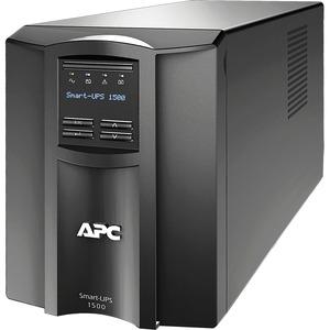 APC Smart-UPS 1500VA LCD 120V with Network Card