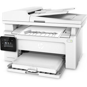 HP LaserJet Pro M130fw All-in-One Monochrome Wireless Laser Printer G3Q60AR, Refurbished