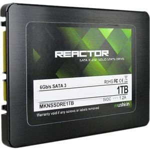 "Mushkin Enhanced Reactor 2.5"" 1TB SATA III MLC Internal Solid State Drive"