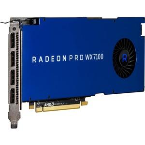 AMD Radeon Pro WX 7100 8GB GDDR5 Workstation Video Graphics Card