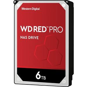 """WD Red WD60EFAX 6TB 3.5"""" SATA 5400rpm Internal Hard Drive SATA 6Gb/s 256MB"""