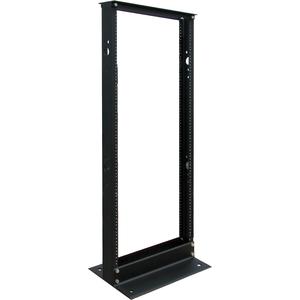 Tripp Lite 25U 2-Post Open Frame Rack Threaded Holes 800lb Capacity SR2POST25