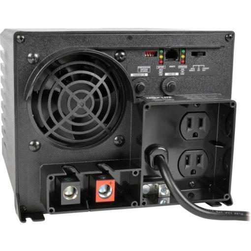 Tripp Lite 750W PowerVerter APS 12VDC 120V Inverter/Charger