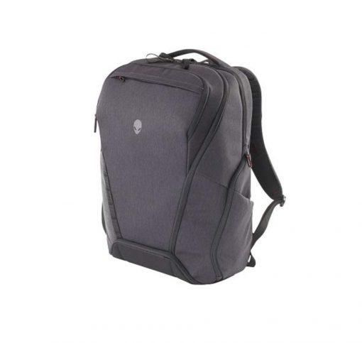 """Mobile Edge Alienware AREA-51M Elite Backpack for Dell 17.3"""" Laptop, Black/Gray"""