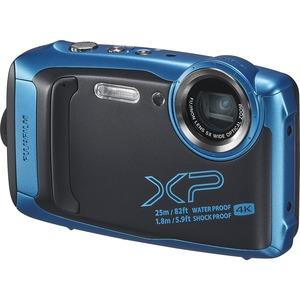 Fujifilm FinePix XP140 16.4 Megapixel Compact Camera Sky Blue 600020656